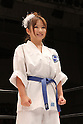 Yuzuki Aikawa, OCTOBER 8, 2010 - Pro Wrestling :..Tokyo Gurentai event NOSAWA at Korakuen Hall in Tokyo, Japan. (Photo by Yukio Hiraku/AFLO)