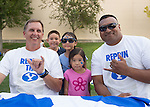 16FTB Cougar Kickoff 283<br /> <br /> 16FTB Cougar Kickoff<br /> <br /> August 17, 2016<br /> <br /> Photography by Aaron Cornia/BYU