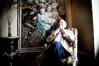 Oslo, Norge, 22.06.2011. Willy Jensen - direktør i Post og teletilsynet snakker om arbeidslivet og veien videre i ny jobb. Foto: Christopher Olssøn.