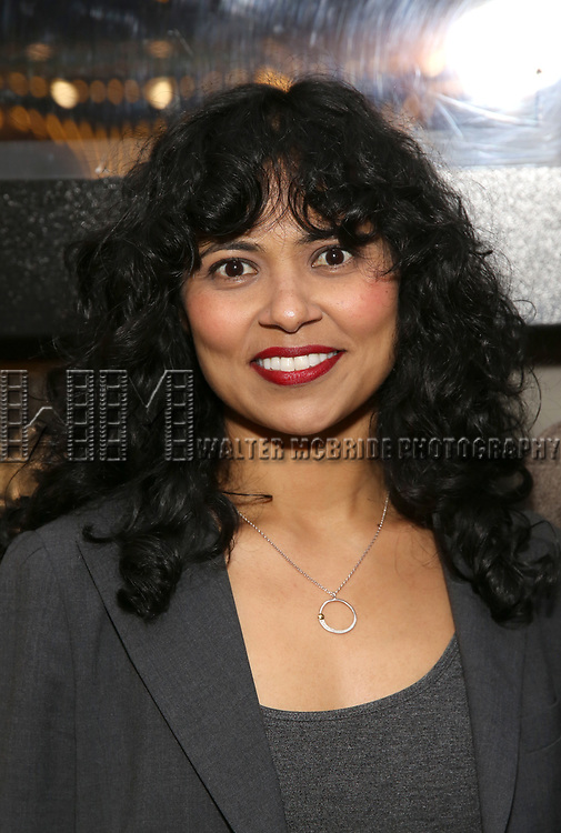 Jolly Abraham attends the Broadway Opening Night of 'Lillian Helman's The Little Foxes' at the  Samuel J. Friedman Theatre on April 19, 2017 in New York City
