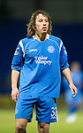 St Johnstone v Hamilton Accies....02.02.11  .Stevie May.Picture by Graeme Hart..Copyright Perthshire Picture Agency.Tel: 01738 623350  Mobile: 07990 594431