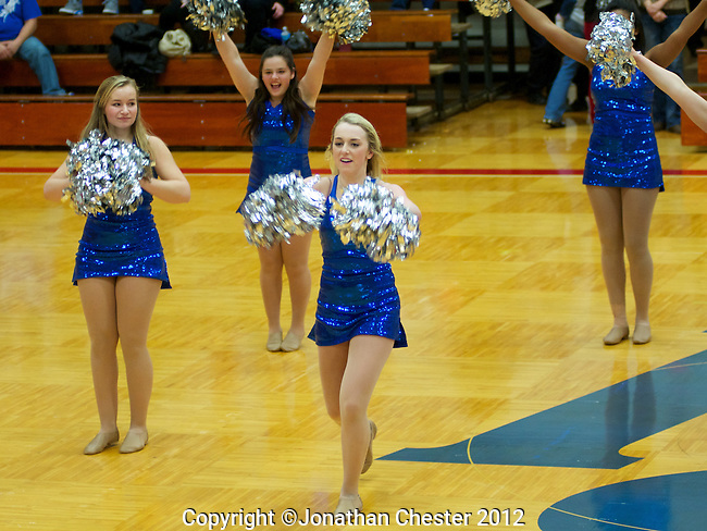 PHS, Dance Team,2012 Pembroke Hill School,