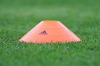 Adidas game cone.  The Columbus Crew defeated DC United 1-0 at RFK Stadium, Saturday September 4, 2010.