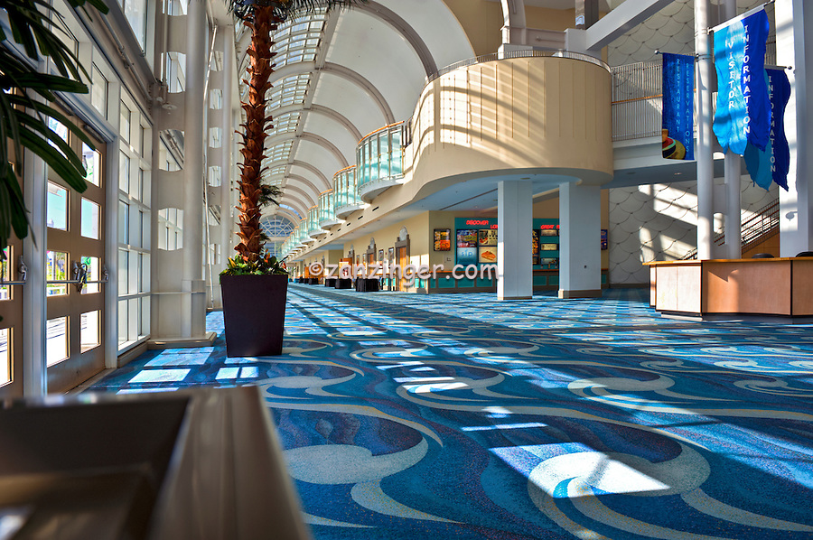 Long beach convention entertainment center southern for Southern california interiors