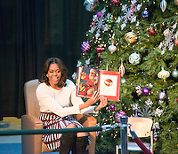 First Lady Attends Annual Christmas Party at the National Children's Hospital