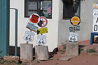 Route 66, Seligman, Arizona, USA