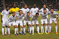 D.C. United defeated CD Chivas USA 3-0 during a MLS game at Home Depot Center stadium in Carson, California on September 10, 2011.