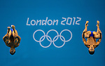 2012 LONDON OLYMPICS DIVING