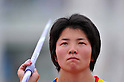 Yuki Ebihara (JPN), JUNE 11th, 2011 - Athletics : The 95th Japan Athletics National Championships Saitama 2011, Women's Javelin Throw final at Kumagaya Athletic Stadium, Saitama in Japan. (Photo by Jun Tsukida/AFLO SPORT) [0003]