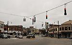 TORRINGTON, CT, 29 OCT 11-102911AJ01- Downtown Torrington at 11:30 a.m. Saturday.  Alec Johnson / Republican-American