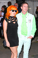 Jake Shears and Ana Matronic at The 2012 Glamour Women of the Year Awards on 29 May 2012 Berkeley Square Gardens, London