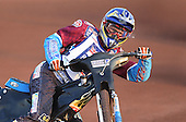 Jonas Davidsson of Lakeside Hammers - Lakeside Hammers vs Wolverhampton Wolves, Elite League Speedway at the Arena Essex Raceway, Purfleet - 24/05/10 - MANDATORY CREDIT: Rob Newell/TGSPHOTO - Self billing applies where appropriate - 0845 094 6026 - contact@tgsphoto.co.uk - NO UNPAID USE.