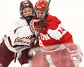 150219-PARTIAL-Boston University Terriers at Boston College Eagles senior night (w)