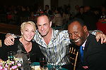 Sherman Williams, Actor Christopher Meloni and Gregory Generet<br /> Attend Hearts of Gold's 15th Annual Fall Fundraising Gala &quot;Arabian Nights!&quot; Held at the Metropolitan Pavilion, NY 11/3/11
