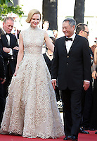 """Nicole Kidman & Ang Lee attend the """" Nebraska """" Premiere during the 66th Cannes Film Festival"""