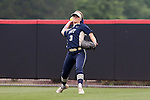 12 May 2016: Pitt's Ashlee Sills. The Florida State University Seminoles played the University of Pittsburgh Panthers at Dail Softball Stadium in Raleigh, North Carolina in a 2016 Atlantic Coast Conference Softball Tournament quarterfinal game. Florida State won the game 8-0 by run rule with one out in the bottom of the sixth inning.