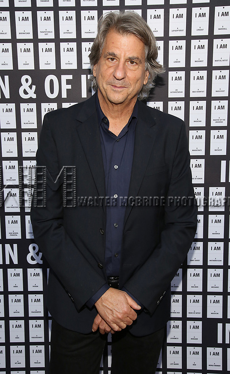 David Rockwell attends the Opening Night 'In & Of Itself' at the Daryl Roth Theatre on April 12, 2017 in New York City