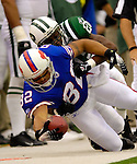 24 September 2006: Buffalo Bills wide receiver Josh Reed in action against the New York Jets at Ralph Wilson Stadium in Orchard Park, NY. The Jets defeated the Bills 28-20. Mandatory Photo Credit: Ed Wolfstein Photo