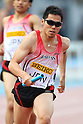 Yuzo Kanemaru (JPN), .MAY 6, 2012 - Athletics : .SEIKO Golden Grand Prix in Kawasaki, Men's 4400m Relay .at Kawasaki Todoroki Stadium, Kanagawa, Japan. .(Photo by Daiju Kitamura/AFLO SPORT)