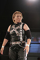 Yumiko Hotta,..AUGUST 25, 2010 - Pro Wrestling :..Tenryu Project event at Shinjuku Face in Tokyo, Japan. (Photo by Yukio Hiraku/AFLO)