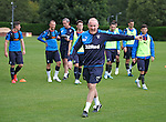 210815 Rangers training