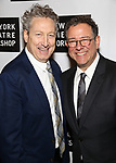 Bernard Telsey and Michael Greif attend New York Theatre Workshop's 2017 Spring Gala at the Edison Ballroom on May 15, 2017 in New York City.