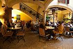 Cappuccino Cafe, Bar and Restaurant, Sant Miguel Street, Palma de Mallorca,  Majorca, Spain