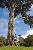 Monroy Family Portraits | San Francisco Botanical Garden Golden Gate Park
