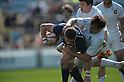 APRIL 1, 2012 - Rugby : APRIL 1, 2012 - Rugby : HSBC Sevens World Series Tokyo Sevens 2012, France 22-19 Scotland at Chichibunomiya Rugby Stadium, Tokyo, Japan. (Photo by Atsushi Tomura /AFLO SPORT) [1035]
