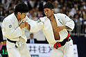 (L to R) Toru Shishime (JPN), Hiroaki Hiraoka (JPN),.MAY 12, 2012 - Judo : All Japan Selected Judo Championships Men's -60kg at Fukuoka Convention Center, Fukuoka, Japan. (Photo by Jun Tsukida/AFLO SPORT) [0003]
