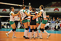 Algeria team group (ALG), November 17 2011 - Volleyball : .FIVB Women's World Cup 2011, 4th Round .match between Algeria 0-3 Brazil .at Tokyo Metropolitan Gymnasium, Tokyo, Japan. .(Photo by Atsushi Tomura/AFLO SPORT) [1035]