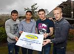 140411 PFA Scotland Awards
