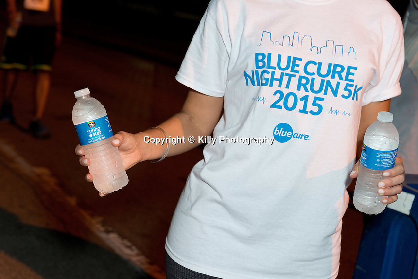 Blue Cure Night Run, 2015
