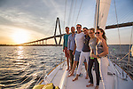May 8th 2014 Sherin Sunset Sail