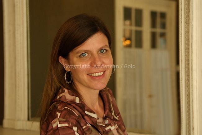 Anne Provoost, belgian writer.