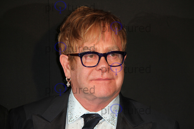 Elton John Grey Goose Winter Ball to benefit the Elton John AIDS Foundation, Battersea Evolution, London, UK, 29 October 2011:  Contact: Rich@Piqtured.com +44(0)7941 079620 (Picture by Richard Goldschmidt)