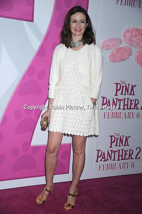 Emily Mortimer Dress 8... Emily Blunt