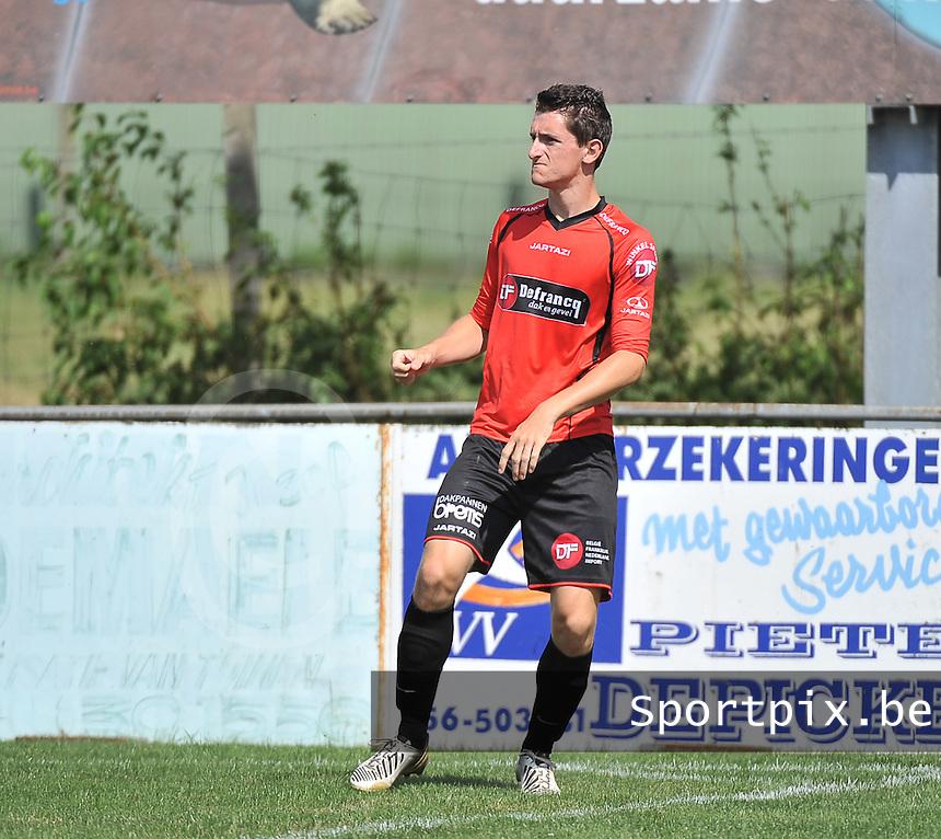 Winkel Sport : Kenny Heytens<br /> foto VDB / Bart Vandenbroucke