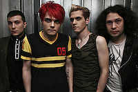 my chemical romance video shoot
