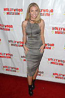 """HOLLYWOOD, CA - AUGUST 18:  Elise Luthman at """"Child Stars - Then and Now"""" Exhibit Opening at the Hollywood Museum on August 18, 2016 in Hollywood, California. Credit: David Edwards/MediaPunch"""
