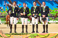 02-AUS RIDERS: (EVENTING) 2016 Rio Olympic Games