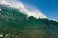 Wave, Kauai, Hawaii