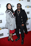 Princess and Ray J Attend WE TV's Growing Up Hip Hop Premiere Party Held at Haus