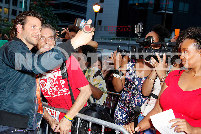 Bradley Cooper pictured at the premiere for his new film, The Words at The Prince Theater in Philadelphia, Pa on August 27, 2012  ***HOUSE COVERAGE***  &copy; Star Shooter / MediaPunchInc /NortePhoto.com<br />