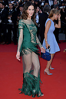 Frederique Bel at the premiere for &quot;Ismael's Ghosts&quot; at the opening ceremony of the 70th Festival de Cannes, Cannes, France. 17 May 2017<br /> Picture: Paul Smith/Featureflash/SilverHub 0208 004 5359 sales@silverhubmedia.com