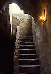 Stairway at Mission Concepcion
