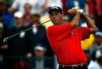 Stewart Cink on action at the Bay Hill Invitational at Arnold Palmer's Bay Hill Club & Lodge in Orlando, FL in March 2003. (Photo by Brian Cleary / www.bcpix.com)
