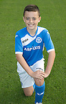 St Johnstone Academy Under 13&rsquo;s&hellip;2016-17<br />Aaron Isaac<br />Picture by Graeme Hart.<br />Copyright Perthshire Picture Agency<br />Tel: 01738 623350  Mobile: 07990 594431