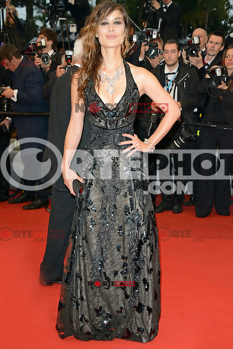 "Berenice Marlohe (new Bond-Girl) attending the ""Amour"" Premiere during the 65th annual International Cannes Film Festival in Cannes, France, 20th May 2012..Credit: Timm/face to face /MediaPunch Inc. ***FOR USA ONLY***"