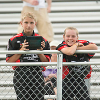 The kids at Watkins Glen.